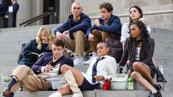 <i>Gossip Girl</i>: HBO Max's Reboot Introduces a New, Diverse Cast in First Teaser