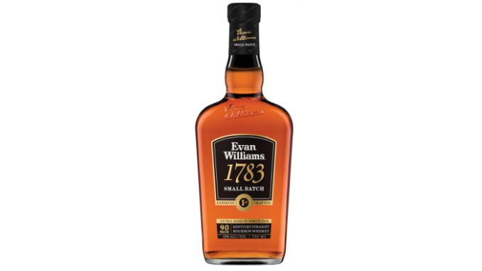 Evan Williams 1783 Small Batch Bourbon Review (2021 Redesign)