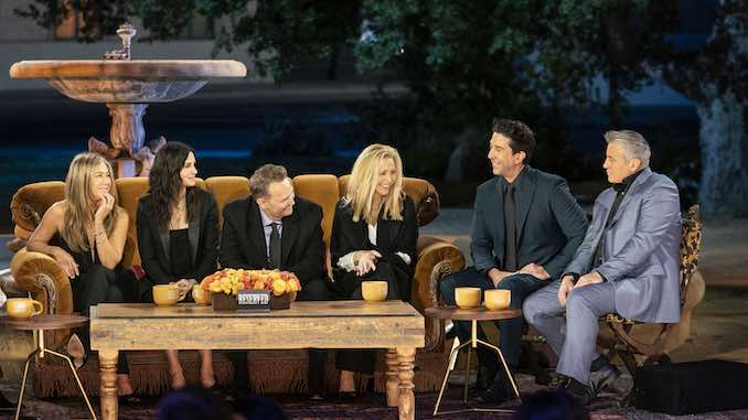 The One Where I Tell You About the <i>Friends</i> Reunion