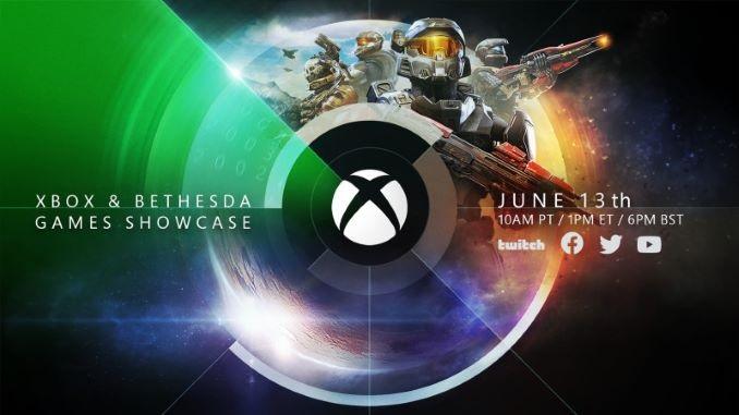 Xbox Announces the Xbox & Bethesda Games Showcase for June 13