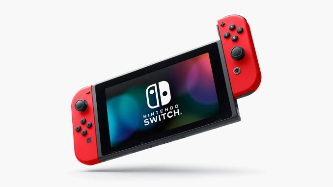 Report: Nintendo Could Release an Upgraded Switch in 2021