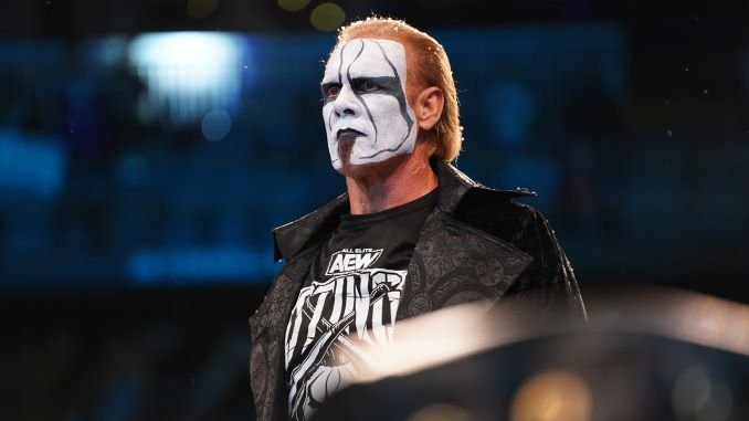 Wrestling Legend Sting Discusses His In-Ring Return at AEW's Double or Nothing