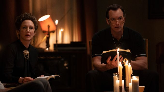 Satan Won't Want Responsibility for Mediocre <i>The Conjuring: The Devil Made Me Do It</i>