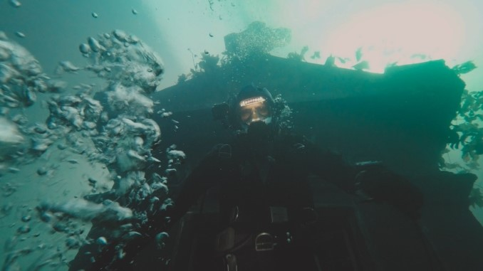 <i>The Deep House</i> Trailer Promises an Underwater Haunted House Horror Film