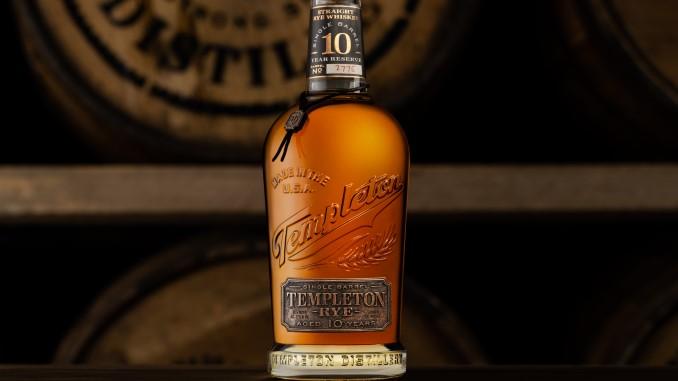 Templeton 10 Year Single Barrel Rye Whiskey Review
