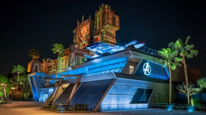 Avengers Campus Brings the Marvel Cinematic Universe to Life at Disney California Adventure