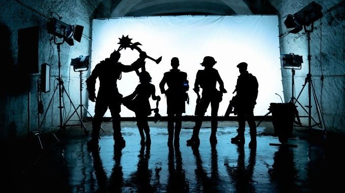 New Images Reveal the Borderlands Movie Characters in Silhouette Form