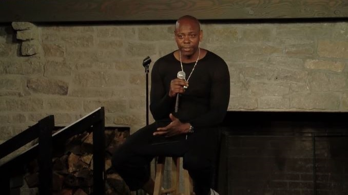 """Dave Chappelle's """"8:46"""" Stand-up Set Is Getting a Vinyl Run by Third Man Records"""