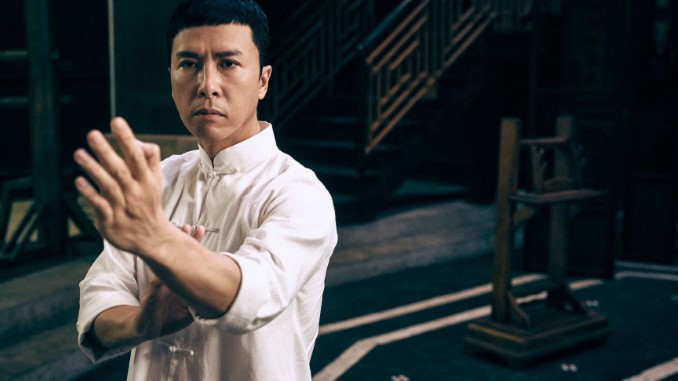 Donnie Yen Will Join Keanu Reeves in <i>John Wick 4</i>