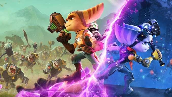 <i>Ratchet & Clank: Rift Apart</i> Is PlayStation 5's First Spectacle Worth Seeing