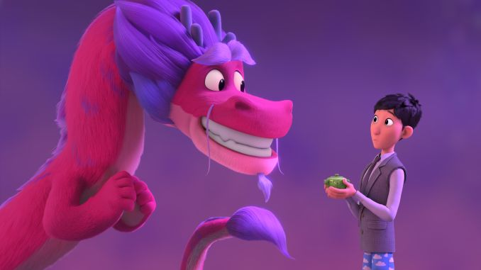 <i>Wish Dragon</i> Is More Than Just <I>Aladdin</I> in Modern China, but Not Much More