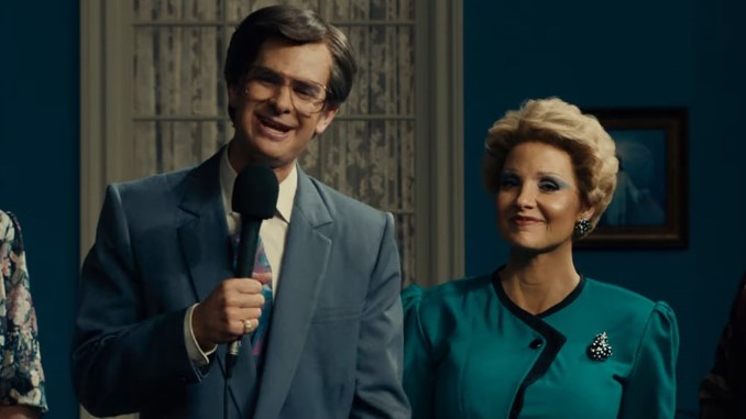 Jessica Chastain Disappears Into <i>The Eyes of Tammy Faye</i>'s First Trailer