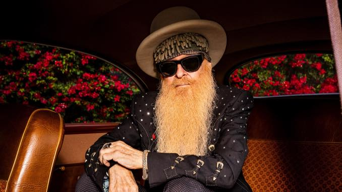 Billy F. Gibbons Gets Back on the Road with <i>Hardware</i>