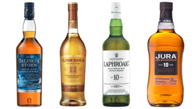 Cocktail Queries: What Are the Best Single Malt Scotch Whiskies Under $50?