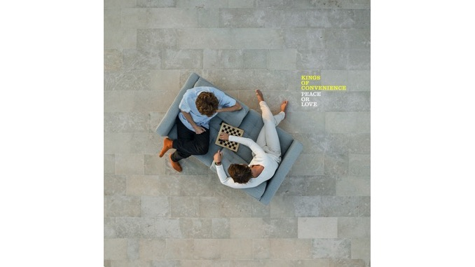 After 12 Years Away, Kings of Convenience Return with <i>Peace or Love</i>