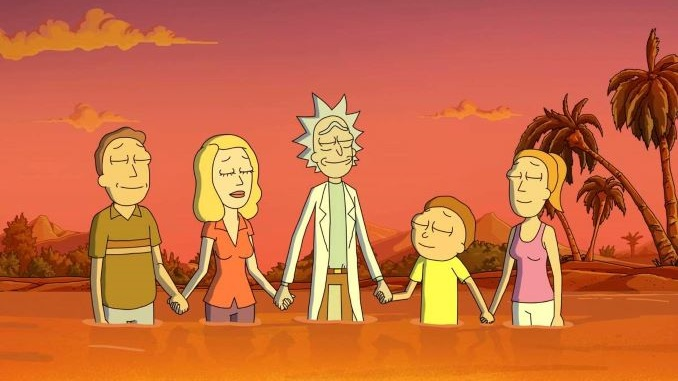 Life with <i>Rick and Morty</i>: Dan Harmon and the Cast Discuss Season 5