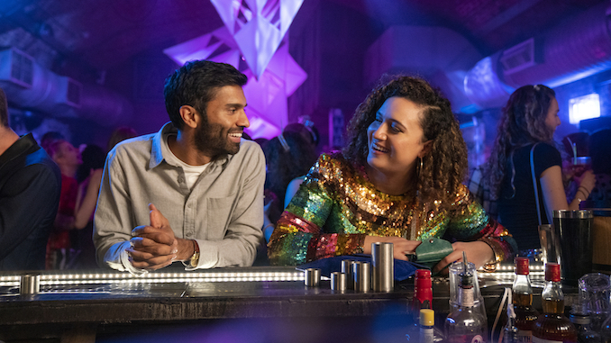 HBO Max's Delightful <i>Starstruck</i> Delivers a Surprisingly Grounded Fanfiction Fantasy
