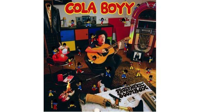 Cola Boyy's <i>Prosthetic Boombox</i> Is a Radical Ode to the Self, Community and Power of Rhythm
