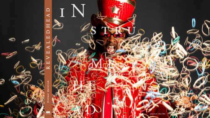 Photographer Michael Weintrob Announces Crowdfunding Campaign for New Book of Artist Portraits, <i>Instrumenthead: Revealed</i>