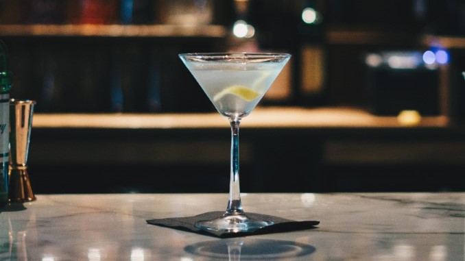Cocktail Queries: What Makes for the Perfect Martini?