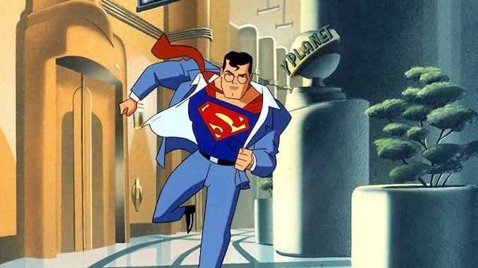 What <i>Superman: The Animated Series</i> Has to Teach Us About Who Superman Is
