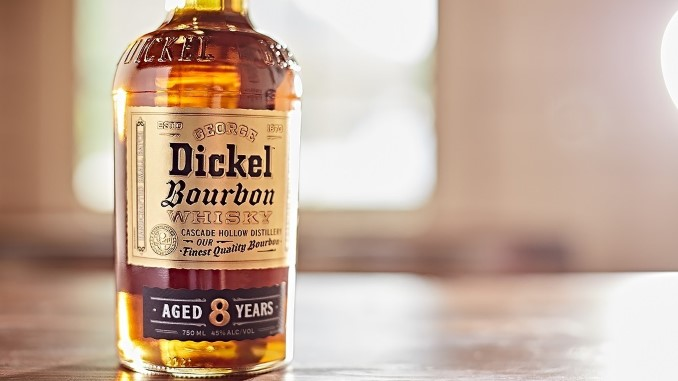 George Dickel Bourbon Whisky (8 Year Old) Review