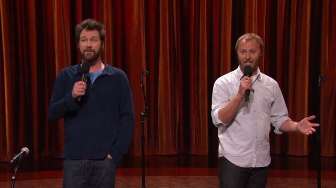 10 Years Ago Tonight Jon Dore and Rory Scovel Teamed Up for an Unforgettable <i>Conan</i> Stand-up Set