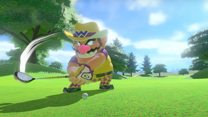 <i>Mario Golf: Super Rush</i> Is Fun, but Unfortunately It Is Still Golf
