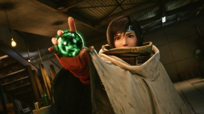 <i>Final Fantasy VII Remake Intermission</i> Gives Yuffie The Charming Introduction She Deserves