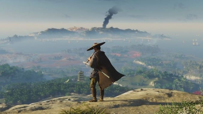 <i>Ghost of Tsushima</i> Director&#8217;s Cut Coming to the PlayStation 5 and PlayStation 4