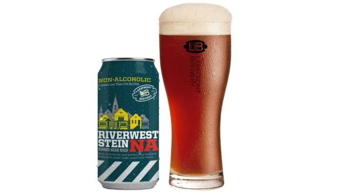 Lakefront Brewery Riverwest Stein Non-Alcoholic Beer Review