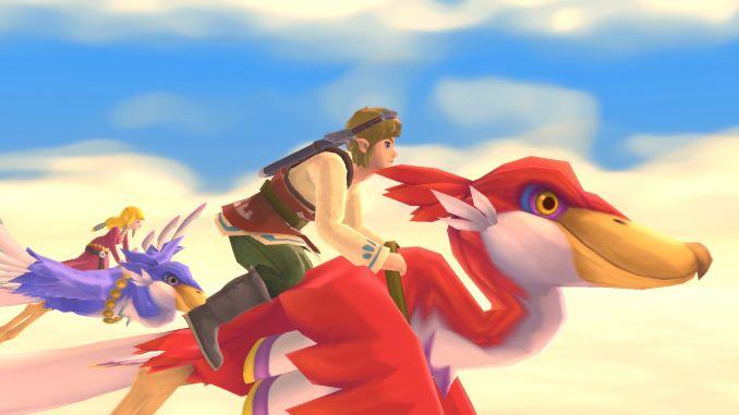 New <i>The Legend of Zelda: Skyward Sword HD</i> Trailer Highlights Some of the Remaster's Improvements