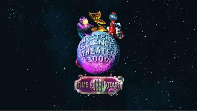 <i>MST3K</i> Announces Time Bubble Live Tour for End of 2021