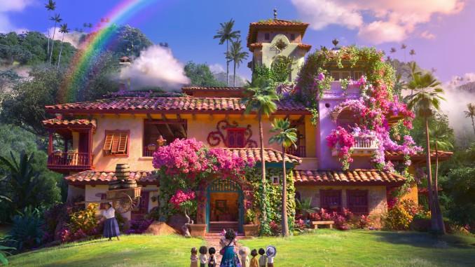 Disney Adventure <i>Encanto</i> Offers Sneak Peak in First Trailer