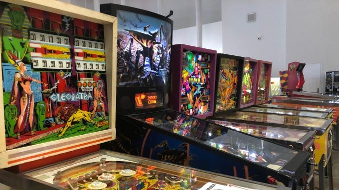 The Pinball Hall of Fame Has Finally Moved to the Las Vegas Strip