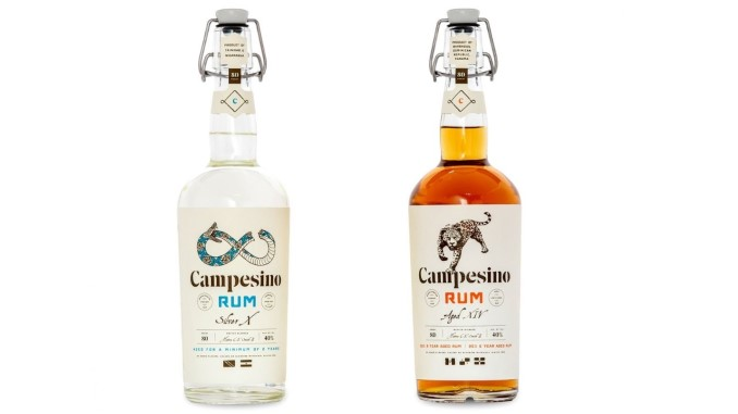 Tasting: 2 Campesino Rums (Silver X and Aged XIV)