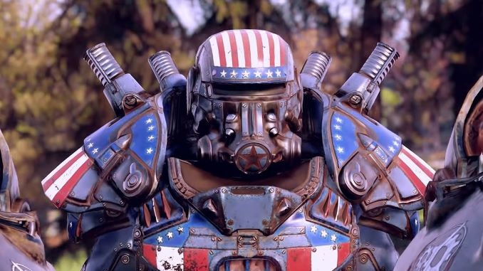 <i>Fallout 76</i> Continues to Grow and Improve with the new Steel Reign Update