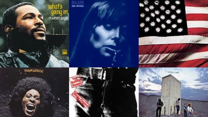 The 30 Best Albums of 1971