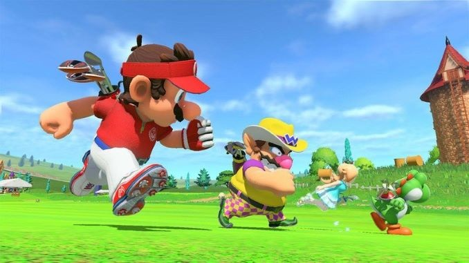 <i>Mario Golf: Super Rush</i> Is a Bad Shot at a New Direction