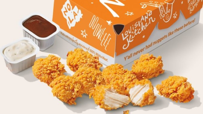Popeyes' New Chicken Nuggets Are About to Put the Fast Food World on Notice