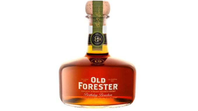 Old Forester Birthday Bourbon (2021) Review