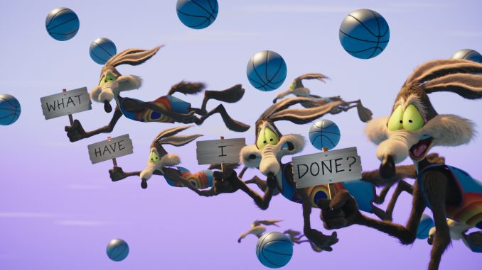 <i>Space Jam: A New Legacy</i> Is Bad and Things Will Only Get Worse