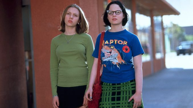 <i>Ghost World</i> and the Crisis of Coming of Age