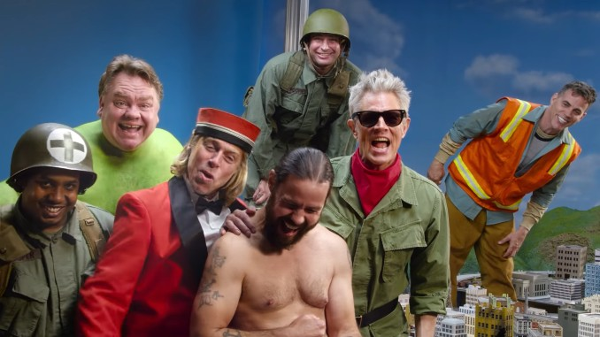 The Boys Are Back in Town: <i>Jackass Forever</i> Trailer Officially Drops