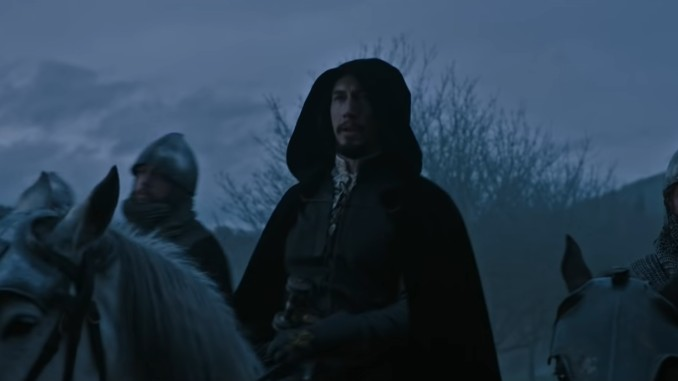 First Trailer Drops for Ridley Scott's Medieval Epic <i>The Last Duel</i>
