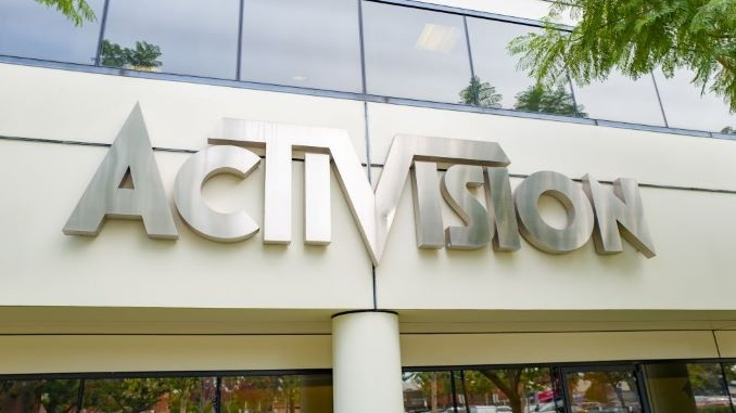 Activision Blizzard Sued by California Over Gender-Based Discrimination