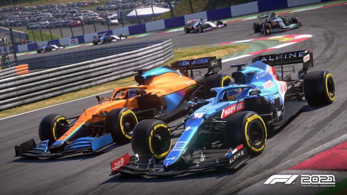 <i>F1 2021</i>'s New Story Mode Needs a Pit Stop