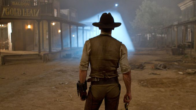 How <i>Cowboys & Aliens</i> Became an Understandably Forgotten Object