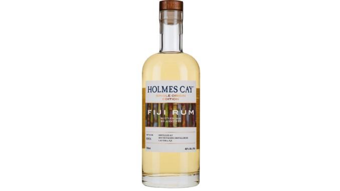 Holmes Cay Single Origin Edition Fiji Rum Review