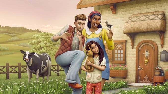 <i>The Sims 4: Cottage Living</i> Lets You Live That Simple Life